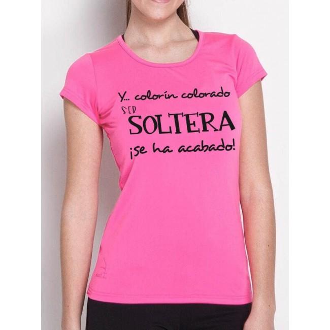 Camiseta ser soltera