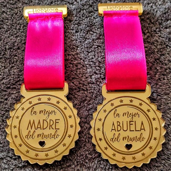 Medalla a la mejor ... personalizada