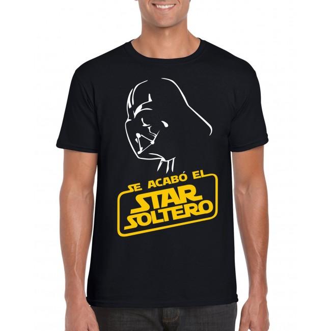 Camiseta star soltero
