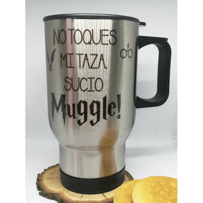 Taza Termo Sucio Muggle